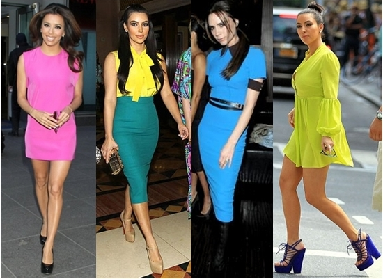 Fashion Trends - How to Wear Neon Clothes