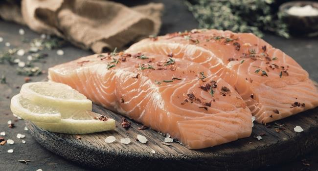Cedar-Planked Salmon and The Silver Platter