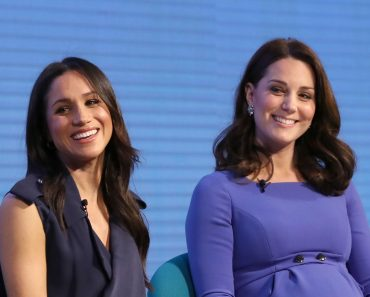 Kate Middleton & Meghan Markle