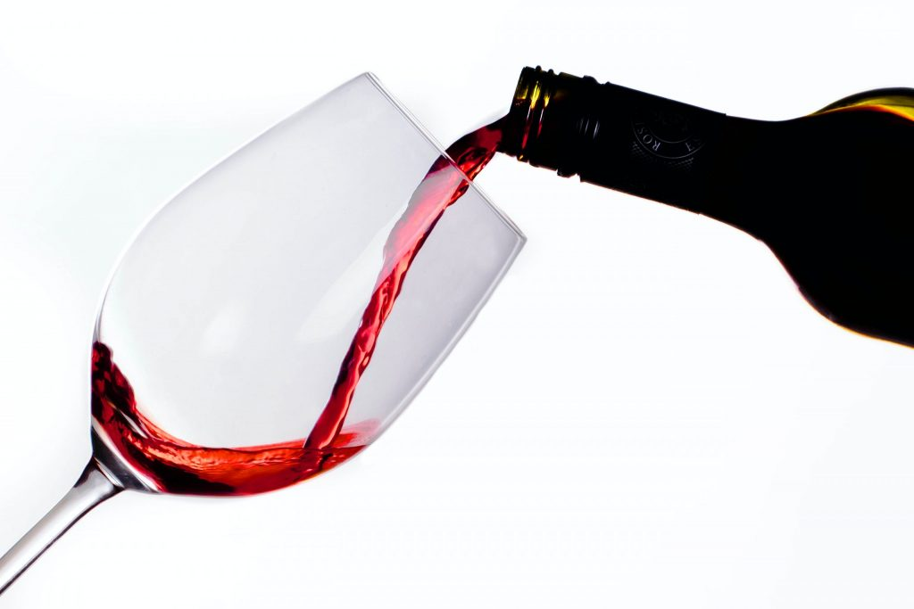 red wine benefit