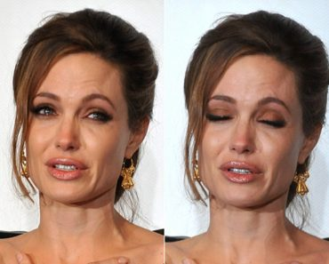 Our hearts Leave Angelina Jolie!