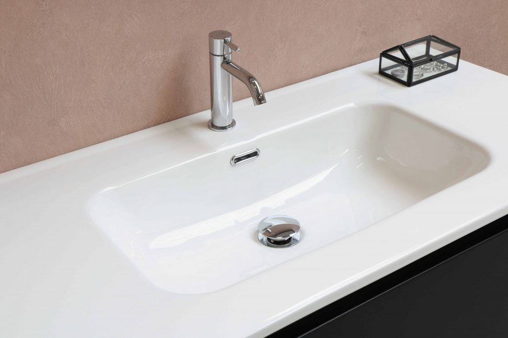 unclog sink dish soap hot water