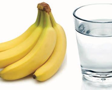 Do You Start You Day With A Glass Of Warm Water & Banana?