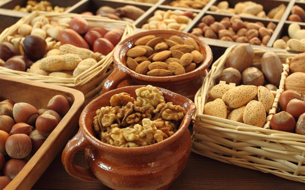 Nuts_Anti_Aging Foods
