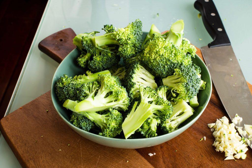 Top 5 foods that prevent wrinkles - Brocolli