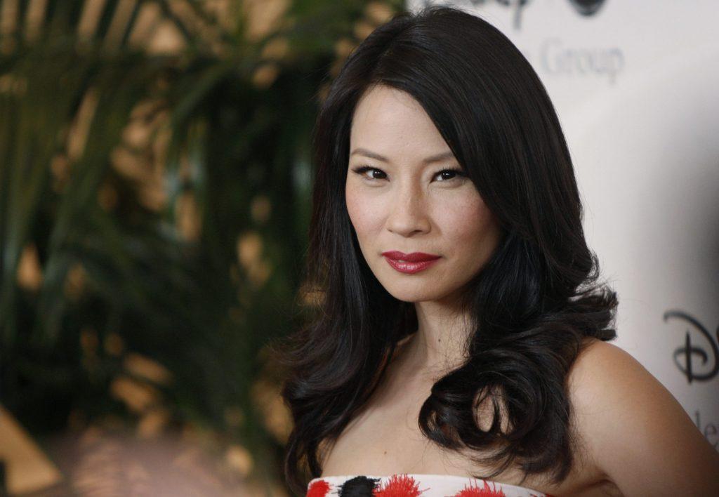 lucy liu hottest female celebrity