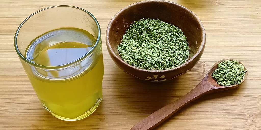 Fennel Seeds Or Saunf Water